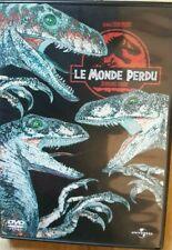 dvd Jurassic Park : le monde perdu