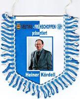 Banner // Wimpel Schalke vs Palermo RAR SFCV # 67 und # 68 UEFA Cup 05//06