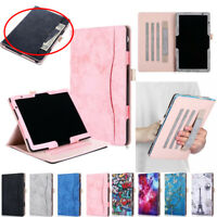 For Huawei MediaPad T5 M5 Lite 10 Case Tablet Folio Flip PU Leather Cover Stand