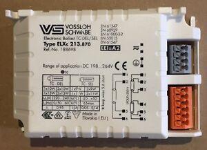 VS Vossloh Schwabe Electronic Ballast ELXc 213.870 IP20 220V (R56)