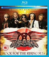 AEROSMITH - ROCK FOR THE RISING SUN-LIVE FROM JAPAN (BLURAY)   BLU-RAY NEW+