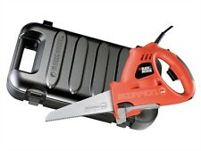 Black and Decker Scorpion Powered Handsaw & Kitbox 400 Watt 240 Volt KS890EK