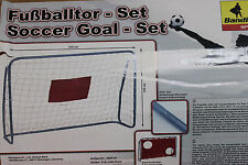 Fußballtor Bandito, Fussball Tor, Größe 215 x 152 x 73 cm mit Torwand * NEU