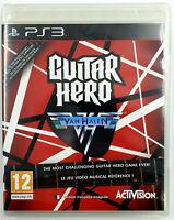 Guitar Hero Van Halen - Playstation 3 / PS3 - Neuf Sealed - PAL FR