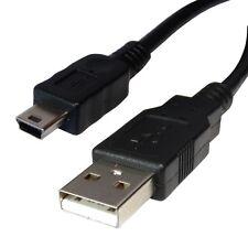 Câble adaptateur cordon USB mâle type A - mini USB mâle type B 1.8 mètres 1.8M