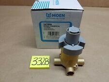 (1) New - Moen Rough In Valve Brass 161898 161482 Shower