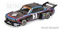 Minichamps 155762603 - BMW 3.5 CSL DE FIERLANT/GROHS 6H SILVERSTONE 1976 1/18