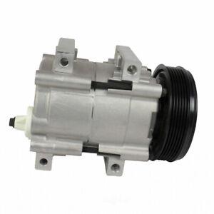 A/C Compressor-And Clutch - New MOTORCRAFT YCC-193