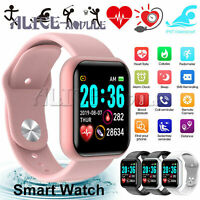 Waterproof Bluetooth Smart Watch Phone Mate For iphone IOS Android Samsung B2AM
