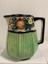 Small Vintage Japanese Painted Creamer
