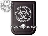 for Glock Magazine Plate 20 21 29 30 40 41 10mm .45 ACP Zombie Response 2