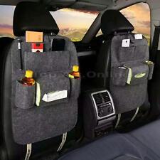 CAR BOOT BACK SEAT KIDS STORAGE ORGANISER TIDY MULTI-POCKET TRAVEL CARPET BAG