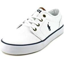 Chaussures blanches Polo Ralph Lauren pour garçon de 2 à 16 ans