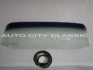 1957 Chevy Pontiac Windshield Glass Hardtop Nomad Safari Wagon and  Gasket