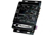 Planet Audio EC10B 2-Way Car Stereo Electronic Crossover