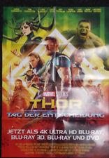 Filmposter zum DVD Blu-ray Film THOR Tag der Entscheidung A1