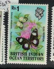 British Indian Ocean Territory Butterfly SC 55 MNH (2efx)