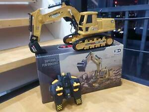 1/18 Rc Control remote Toys Excavator 2.4G Radio Controlled Tractor Model Toy