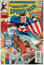 The Amazing Spider-Man #Minus 1 NM- Flashback Marvel Comics 1997