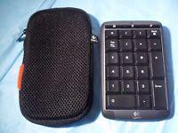 Logitech N305 Numpad keypad USB wireless