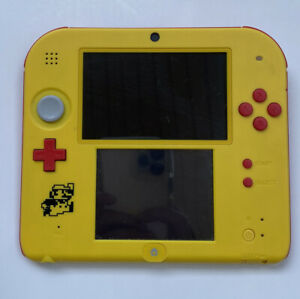 Nintendo 2DS Super Mario Maker Edition FOR PARTS!!!