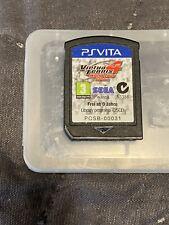 Virtua Tennis 4 PS VITA jeu panier seul PSVITA