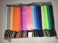 25 Mixed Koozie Rainbow Pack Blank  Can Cooler Insulators Party Fun 25 Different