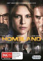 Homeland : Season 3 DVD : NEW