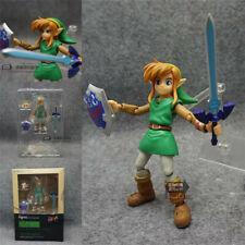 The Legend of Zelda: A Link Between Worlds Link Figure Figma 284 Toy Gift In Box