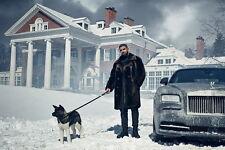 "118 Drake - Hip Hop Rap Music Star Art 21""x14"" Poster"