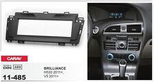 CARAV 11-485 1DIN Car Radio Dash Kit panel for BRILLIANCE H530, V5 2011+