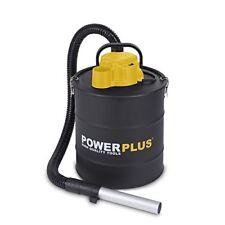 Aspirador de cenizas 1200w capacidad 20l Powerplus