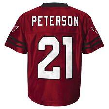 (2016-2017) Cardinals PATRICK PETERSON nfl INFANT BABY NEWBORN Jersey 12M 12 M