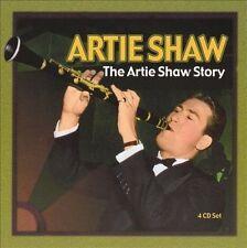The Artie Shaw Story by Artie Shaw (CD, Jul-2005, 4 Discs, Proper Box (UK))