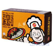 Raw Black Bean Sauce Paste Chunjang Jjajang Myeon Noodles Korean Food 300g