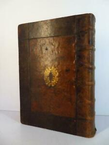 Rare LA SAINTE BIBLE Dite de LOUVAIN Illustree PARIS 1586 InFo RELIGION XVIe s