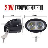 20W Spot XGODY LED Light Work Bar Driving Fog Lamp For Off Road SUV Boat Truck