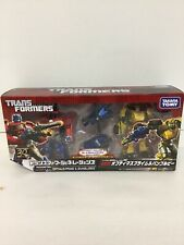 TRANSFORMERS Takara Generations TG24 Legends Class Optimus Prime Bumblebee MISB
