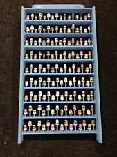 144 x Assorted Thimbles In Hanging Thimble Display Case #G493