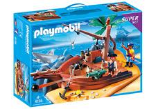 Playmobil SuperSet Ile des Pirates 4136