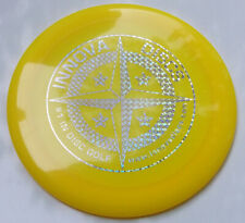 1St Run Innova Champion Firestorm 176.58 Grams Yellow w/Fractal Proto-Star Stamp