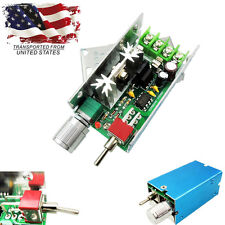 DC 12-40V Motor Speed Controller Reversible PWM HHO Reversing Control Switch 3A