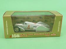 1:43 BRUMM Serie ORO R108 AUTO UNION REKORDWAGEN HP 370 del 1937 NIB [QS3-031]