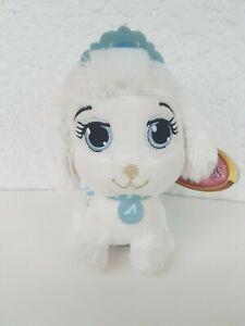 Disney on Ice Disney Princess Plush Puppy Dog Stuffed Toy White Blue