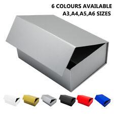 Magnetic Rigid Gift Box for Birthdays, Weddings, Corporate Christmas Gift Box