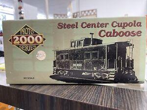 Proto 2000 8232 HO Scale Conrail Caboose LN/Box