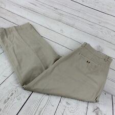 Bugle Boy Mens Tan Pants 34×30