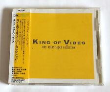 ROY AYERS King Of Vibes Super Collection JAPAN PROMO CD 1993 POCJ-1185 w/OBI