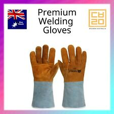 Premium Long welding gloves, weld glove,welding gloves, KameLo 905