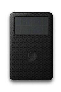 NEW Ekster Tracker Card - Solar Powered Tracker - Bluetooth - Two-Way Tracker